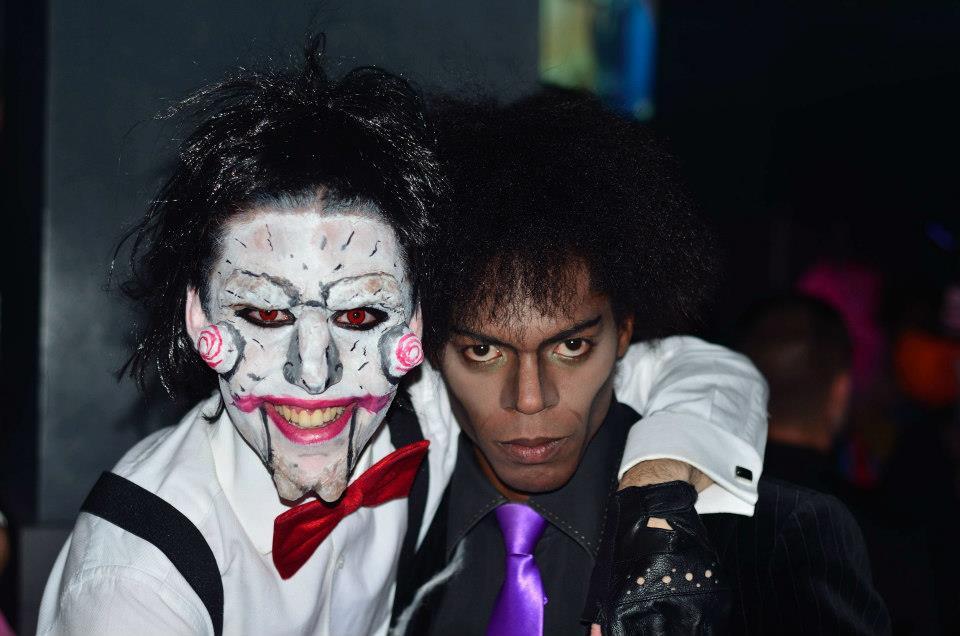Alf-Choice Maquillaje para Halloween