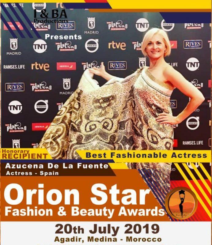 Best International Fashionable Actress