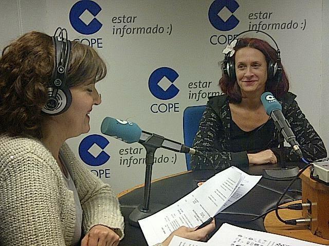 Ana Montaña - Cope -TALLER LA FAMILIA PLIM