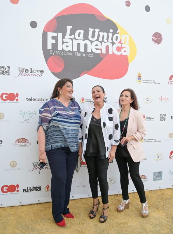 La Unión Flamenca by We Love Flamenco en Casa Palacio Atalayuela.
