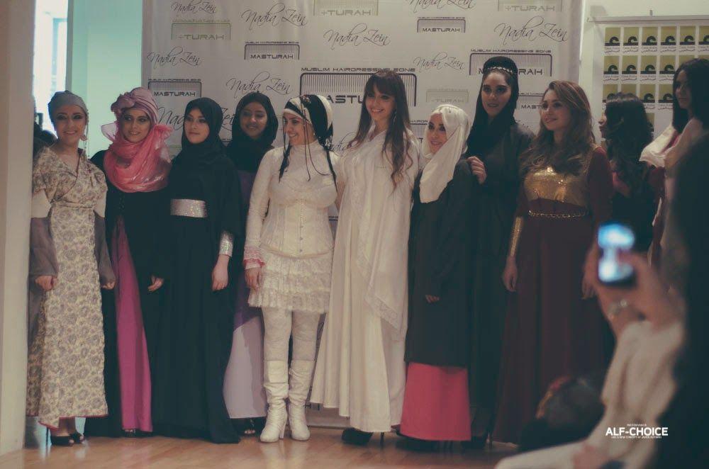 Pasarela de Moda Islámica en España