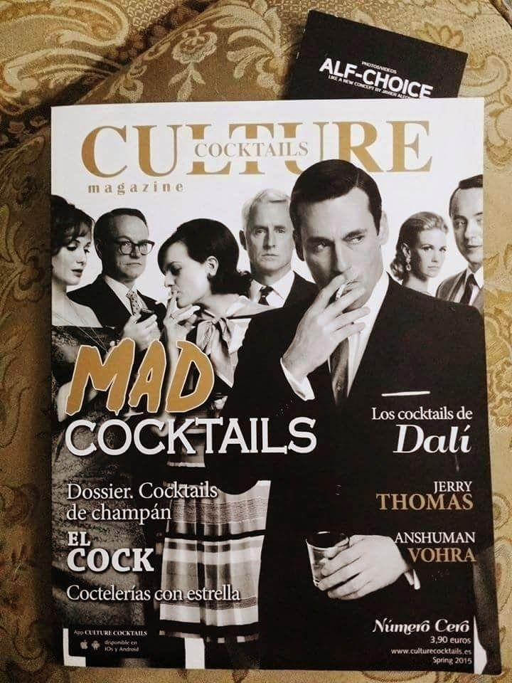 CULTURE COCKTAILS MAGAZINE
