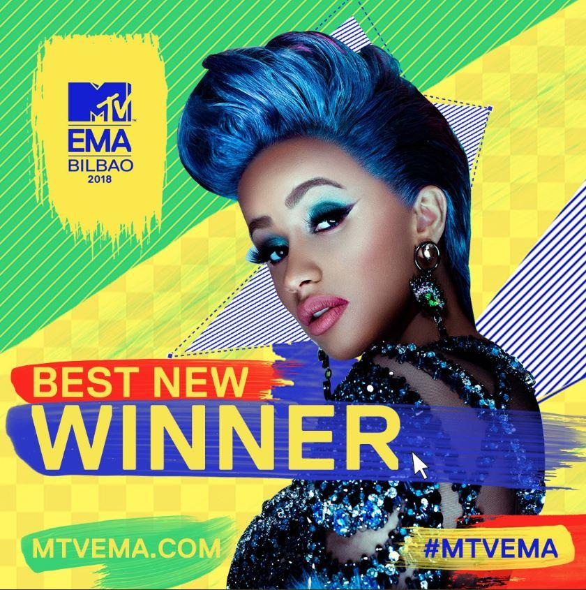MTV EMA BILBAO 2018, NIKI