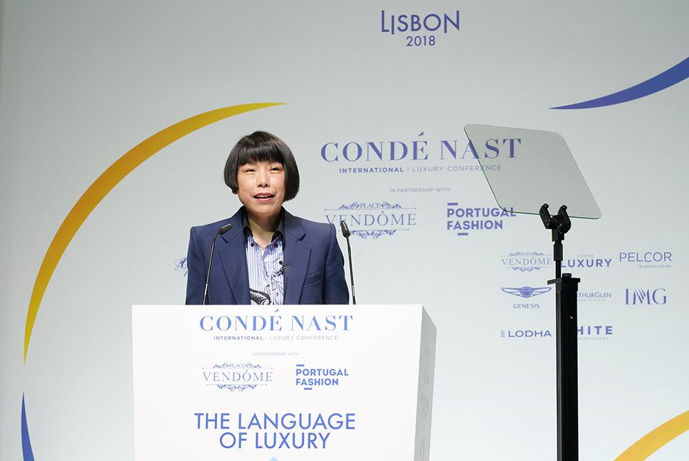 Conferencia Internacional de Lujo Condé Nast