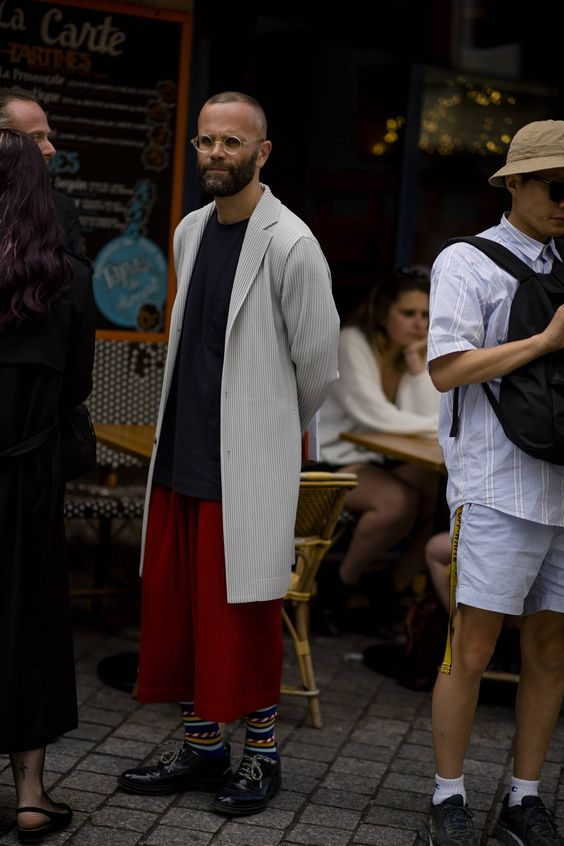 TENDENCIAS MASCULINAS QUE DEJA LA PARÍS FASHION WEEK