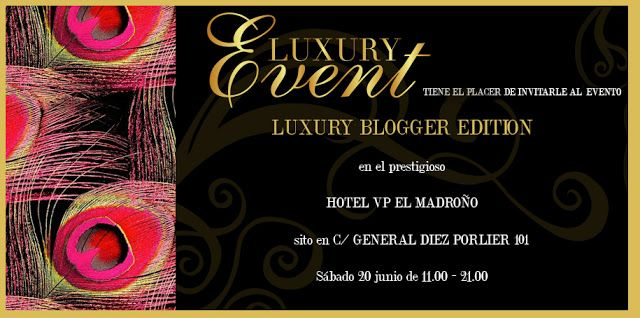LUXURY BLOGGERS DAY