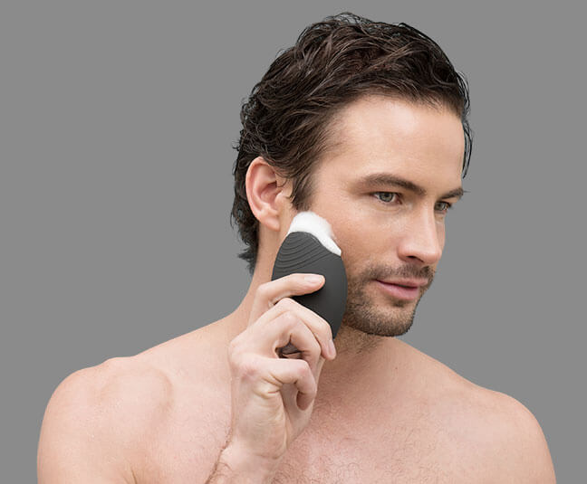 LUNA for #MEN de FOREO